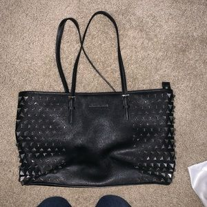 Michael Kors Limited Edition Studded Pyramid Tote